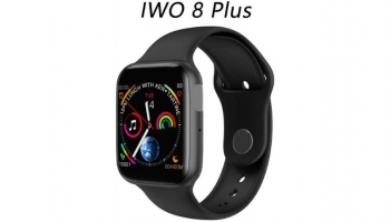 Iwo 8 Plus » La Mejor Replica del Apple Watch 2020