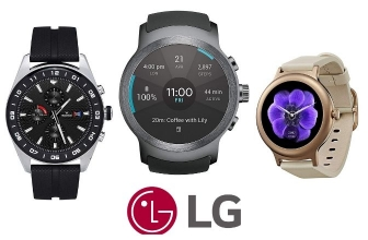 Relojes Inteligentes LG