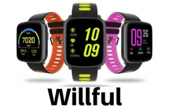 Relojes Inteligentes Willful
