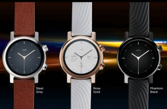 Relojes Inteligentes Motorola