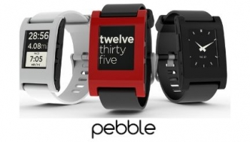 Relojes Inteligentes Pebble