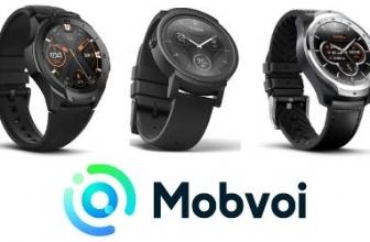 Relojes Inteligentes Ticwatch