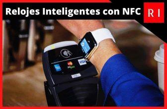 Relojes Inteligentes con NFC