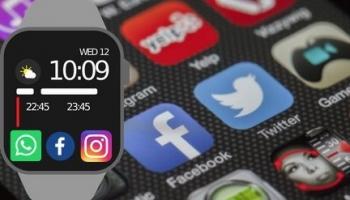 Relojes Inteligentes con Whatsapp, Facebook y otras Aplicaciones