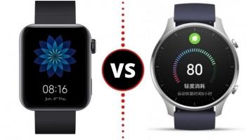 Xiaomi Mi Watch VS Xiaomi Mi Watch Color